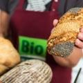 Brot und Brötchen im Bio-Laden