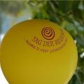 Luftballon vom Tag der Regionen