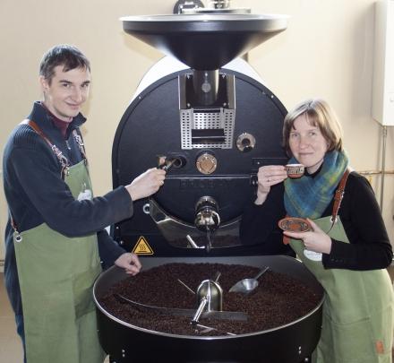 LandDelikat Die Kaffeeröster
